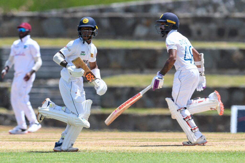 Sri Lanka's Niroshan Dickwella Drops The 'K' From His Last Name, Sports Dicwella On His Jersey