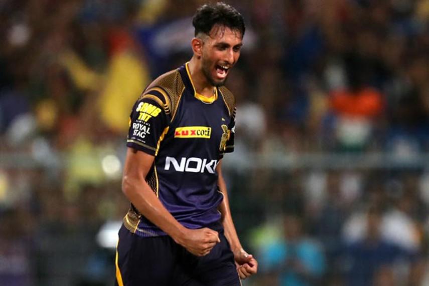 Prasidh Krishna, IPL 2021, Kolkata Knight Riders, KKR, predicted playing XI, playing XI, KKR vs MI