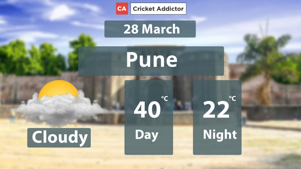 India, England, 3rd ODI, Weather Forecast, Pitch Report, Pune