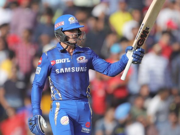 Quinton de Kock, Mumbai Indians, IPL 2021, MI, predicted playing XI, playing XI, MI vs SRH
