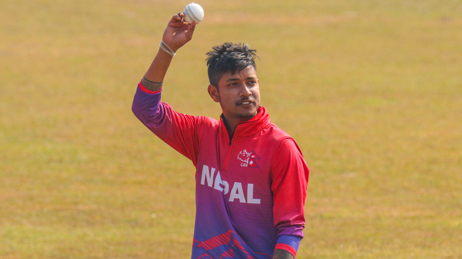 Sandeep Lamichhane To Play For Worcestershire In The T20 Blast 2021