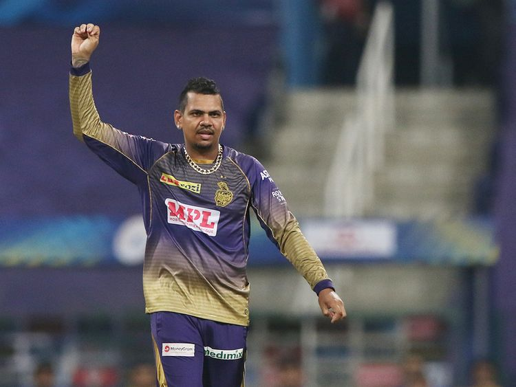 Sunil Narine, SunRisers Hyderabad, Kolkata Knight Riders, SRH vs KKR, IPL 2021, SRH, KKR, Stats