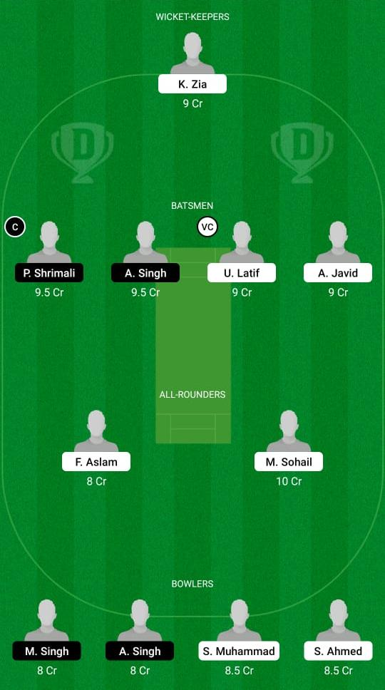 HAW vs BLP Dream11 Prediction Fantasy Cricket Tips Dream11 Team ECS T10 Barcelona