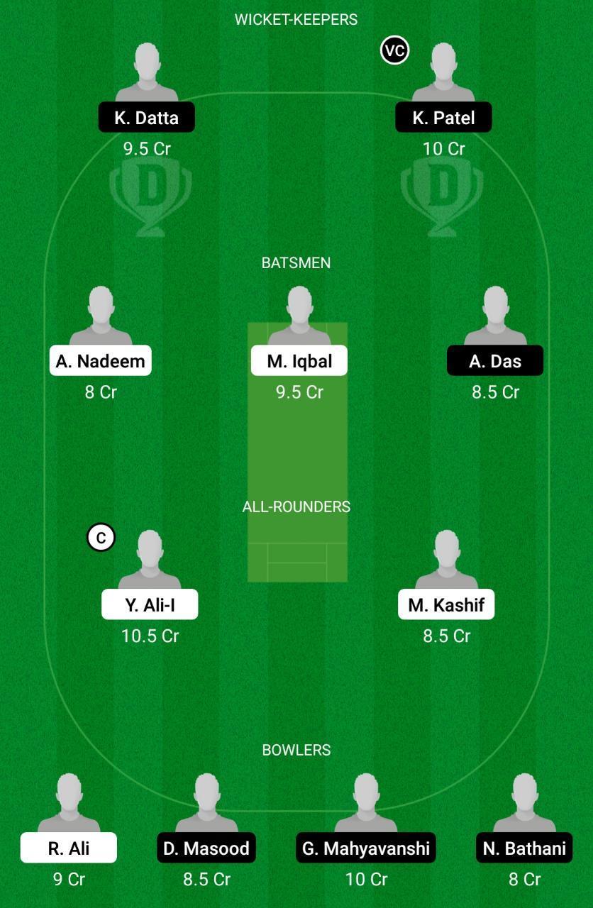 CAT vs RAS Dream11 Prediction Fantasy Cricket Tips Dream11 Team ECS T10 Barcelona