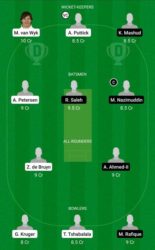 South Africa Legends vs Bangladesh Legends Dream11 Prediction Fantasy Cricket Tips Dream11 Team Road Safety T20 World Series