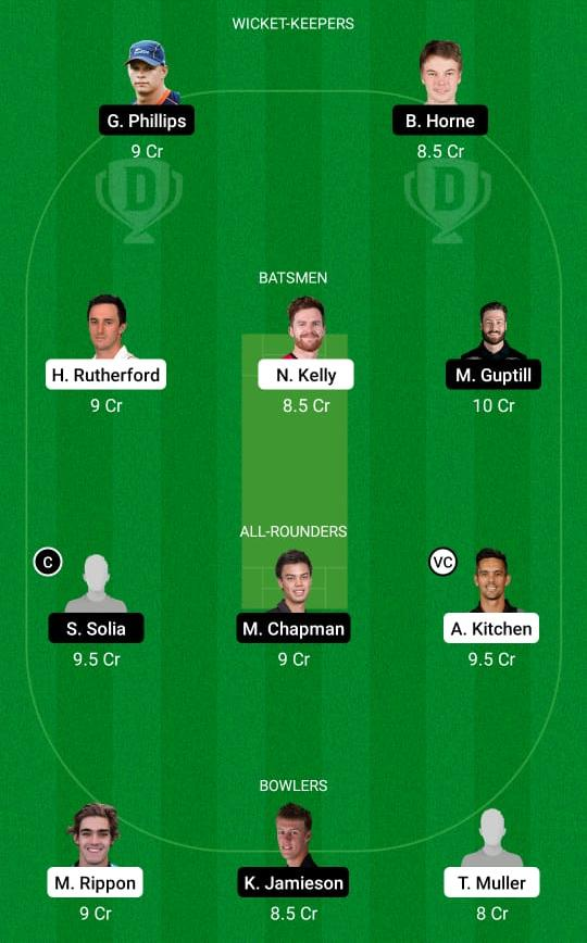 OV vs AA Dream11 Prediction Fantasy Cricket Tips Dream11 Team Plunkett Shield