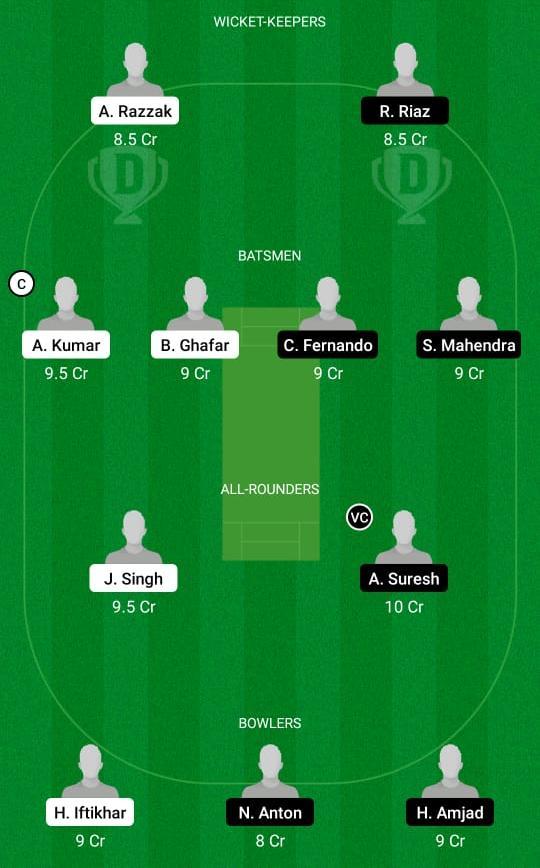 BOL vs PIA Dream11 Prediction Fantasy Cricket Tips Dream11 Team ECS T10 Bologna