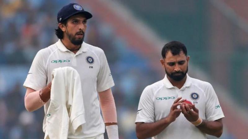 Mohammed Shami Calls Ishant Sharma 'The Best Guy Around' In Team India