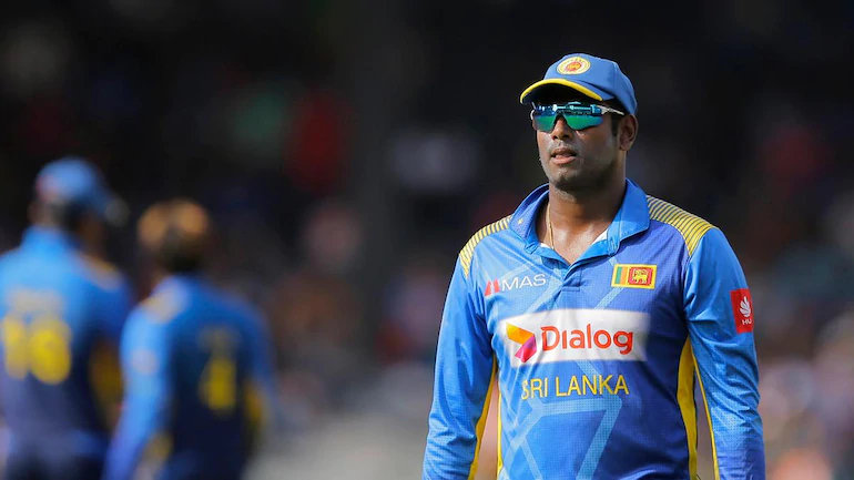 Sri Lanka All-Rounder Angelo Mathews Pulls Out Of West Indies Tour; To Return Home
