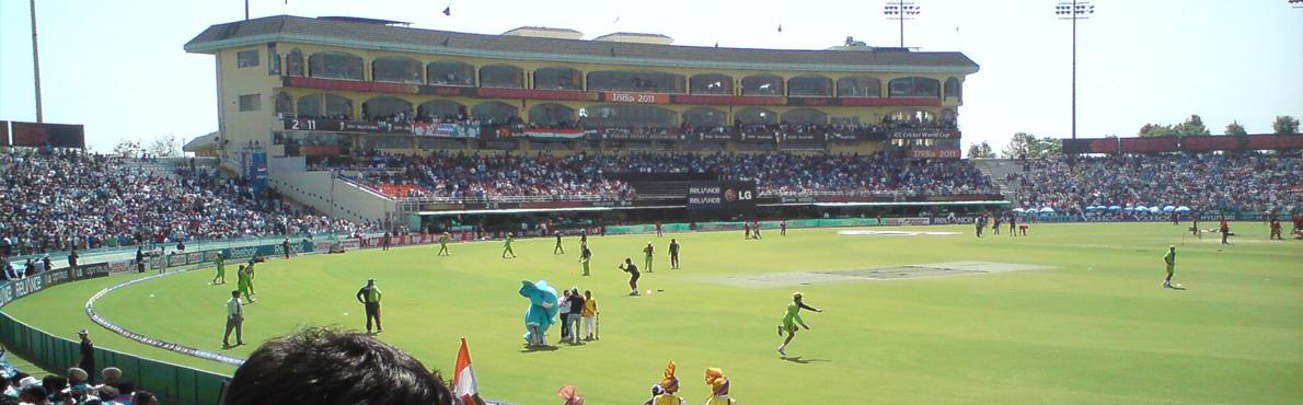 PCA Stadium, Mohali, Punjab