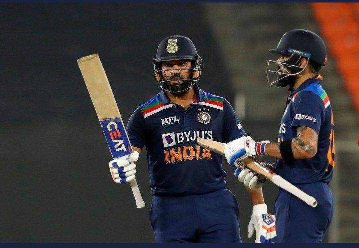 India, England, Rohit Sharma, Virat Kohli