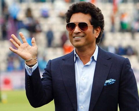 Sachin Tendulkar Tests Positive For COVID 19