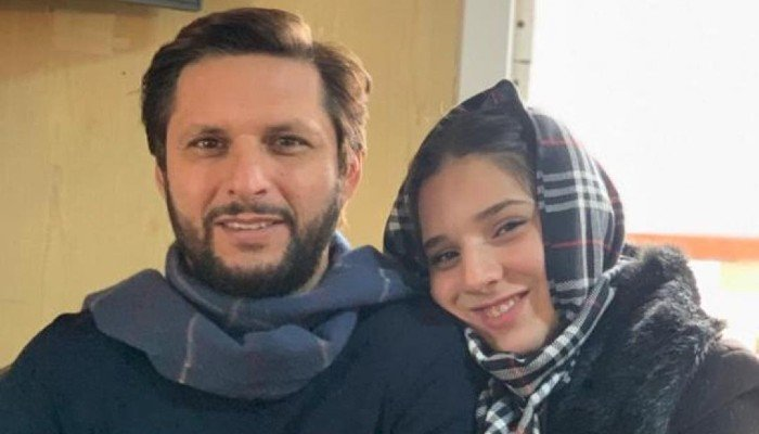 Shahid Afridi Confirms The Marriage Of His Elder Daughter With Pacer Shaheen Shah Afridi