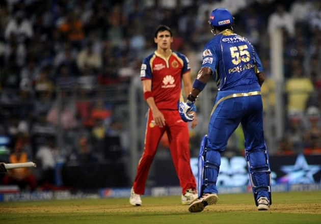 IPL: 5 Most Intense Fights Between The Players