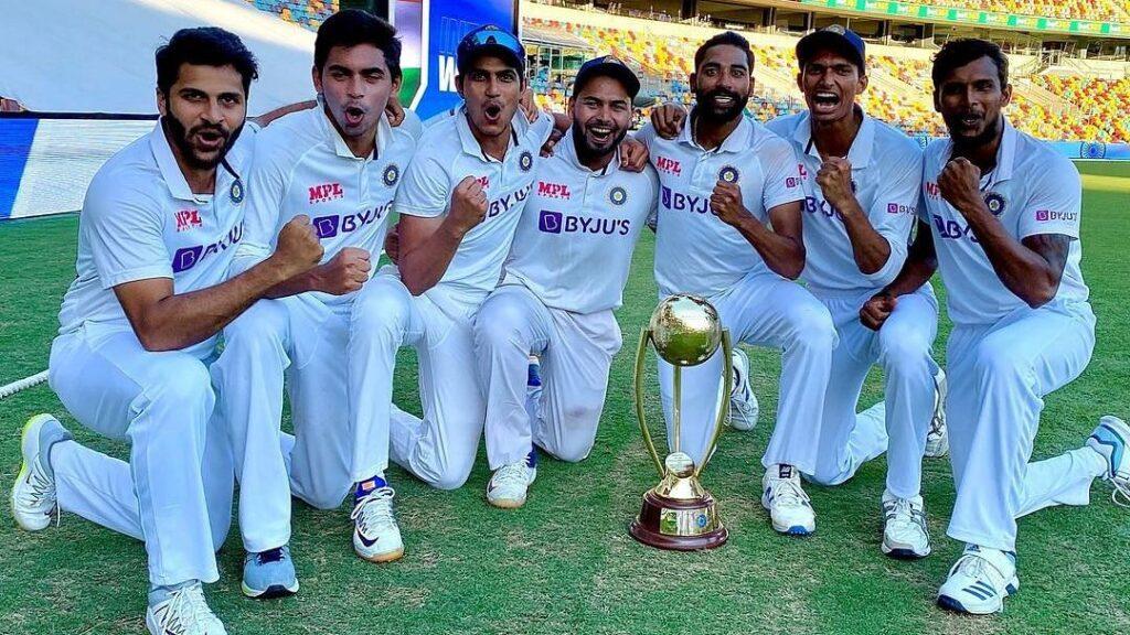 India, Border Gavaskar Trophy 2021