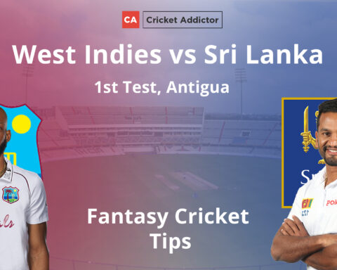 West Indies vs Sri Lanka 1st Test Dream11 Prediction, Fantasy Cricket Tips, Playing XI, Pitch Report, Dream11 Team, Injury Update.