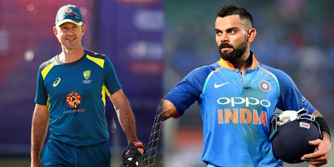 Virat Kohli On The Verge Of Equaling Record Of Sachin Tendulkar And Breaking Ricky Ponting's Record In ODI Series Against England