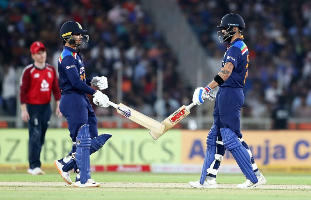 Ishan Kishan Hits 56 Against England In Second T20I Win, Becomes Second Indian To Score Fifty On T20I Debut