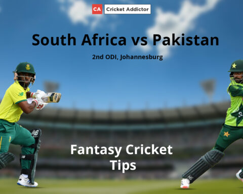 South Africa vs Pakistan 2nd ODI Dream11 Prediction, Fantasy Cricket Tips, Playing XI, Pitch Report, Dream11 Team, and Injury Update.