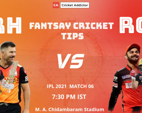 SunRisers Hyderabad (SRH) vs Royal Challengers Bangalore (RCB) Dream11 Prediction, Fantasy Cricket Tips, Playing XI, Pitch Report, Dream11 Team, Injury Update of VIVO IPL 2021.