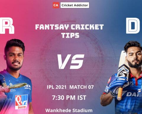 Rajasthan Royals (RR) vs Delhi Capitals (DC) Dream11 Prediction, Fantasy Cricket Tips, Playing XI, Pitch Report, Dream11 Team, Injury Update of VIVO IPL 2021.