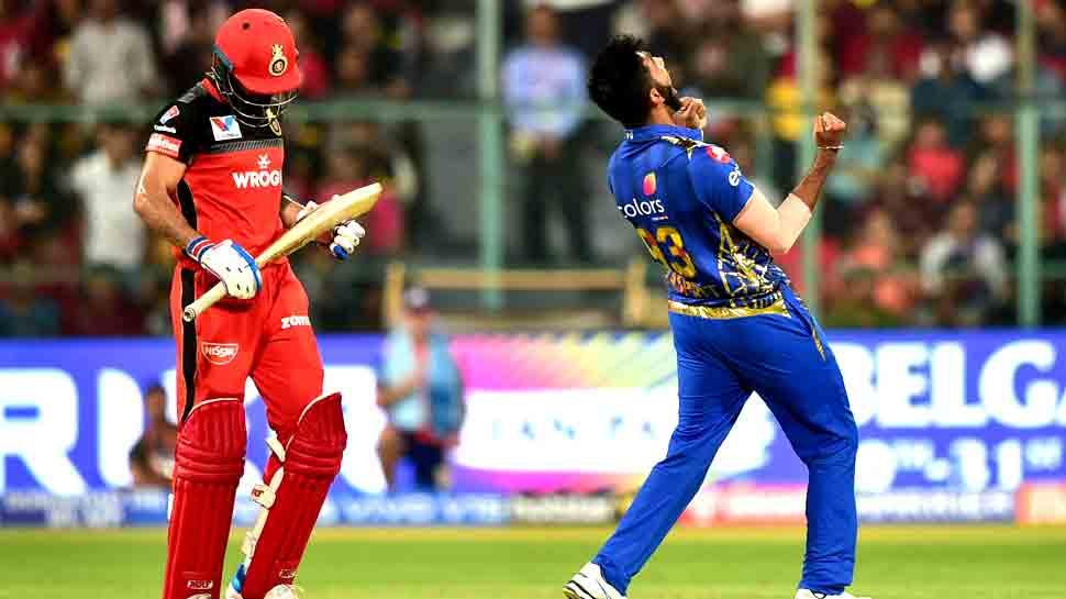 Virat Kohli, Jasprit Bumrah in IPL