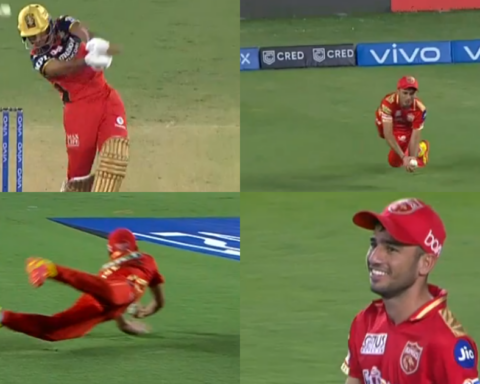 Watch: Ravi Bishnoi Takes Another Blinder To End Harshal Patel's Explosive Cameo