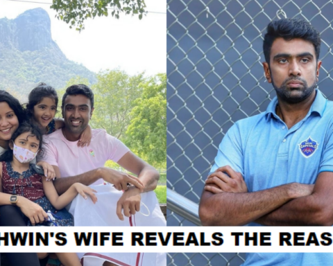 Ravichandran Ashwin's Wife Prithi Reveals Why Ashwin Left IPL 2021