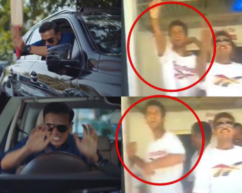 Rahul Dravid, Rahul Dravid Angry