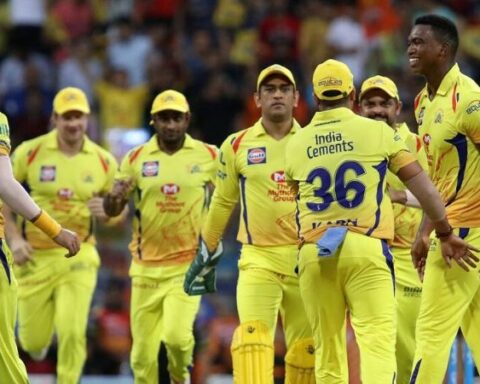 Chennai Super Kings, CSK