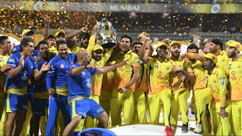 Chennai Super Kings, CSK, Previous Performances