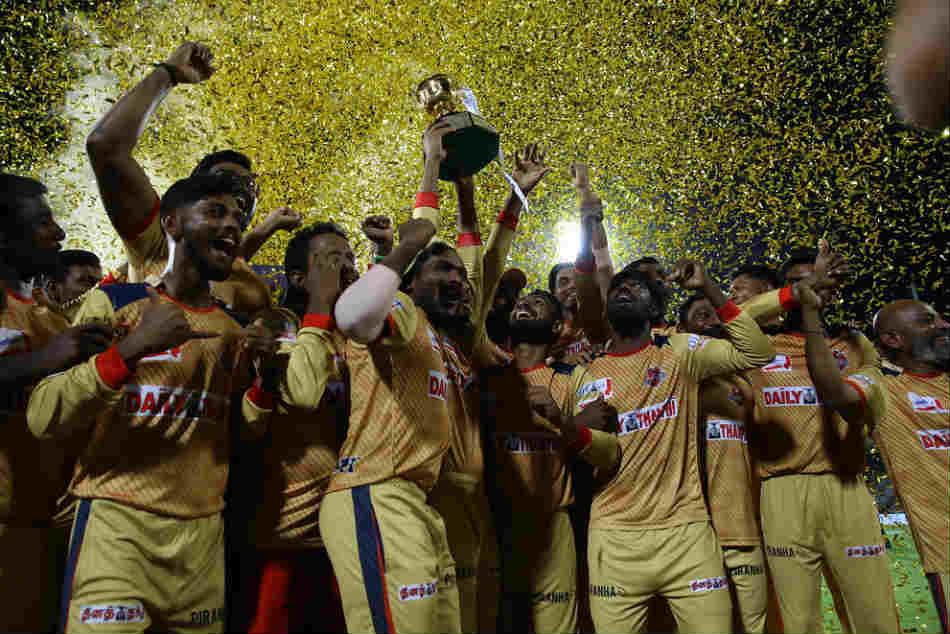 Tamil Nadu Premier League 2021, Chepauk Super Giles Win TNPL 2019