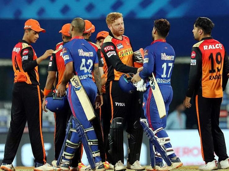 DC Defeats SRH in IPL 2021