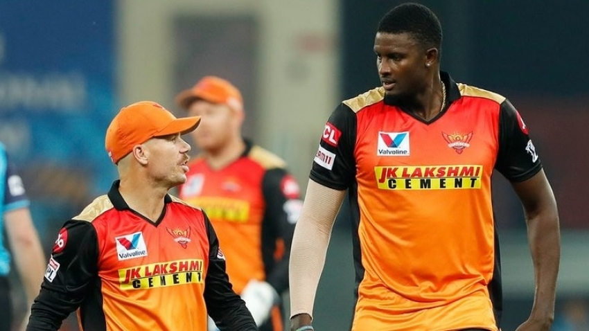 David Warner and Jason Holder