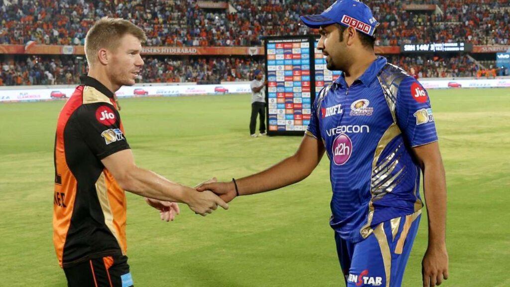 David Warner, Rohit Sharma, IPL 2021, Mumbai Indians, SunRisers Hyderabad, MI vs SRH, Weather, Pitch