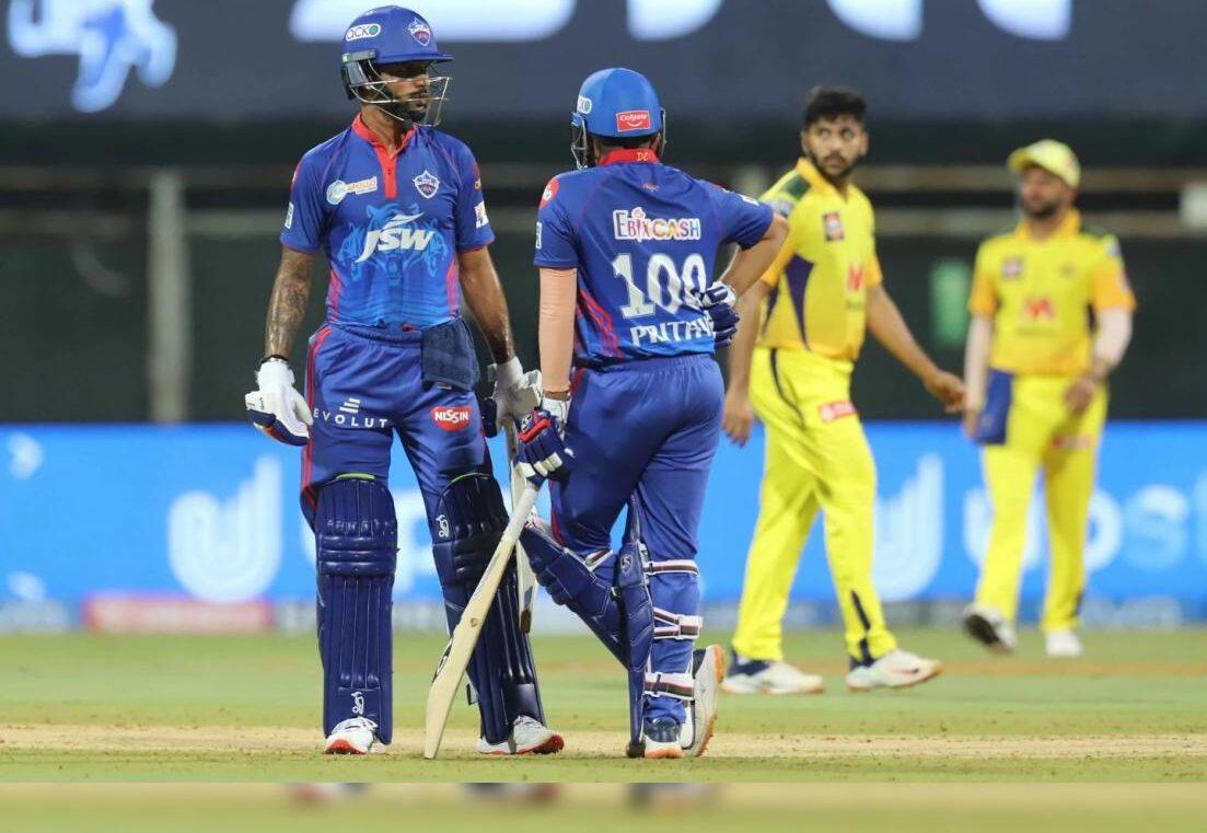 Delhi Capitals vs Chennai Super Kings, IPL 2021