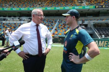 Ashes 2021/22: No Special Deals For England Players, States Australia PM Scott Morrison