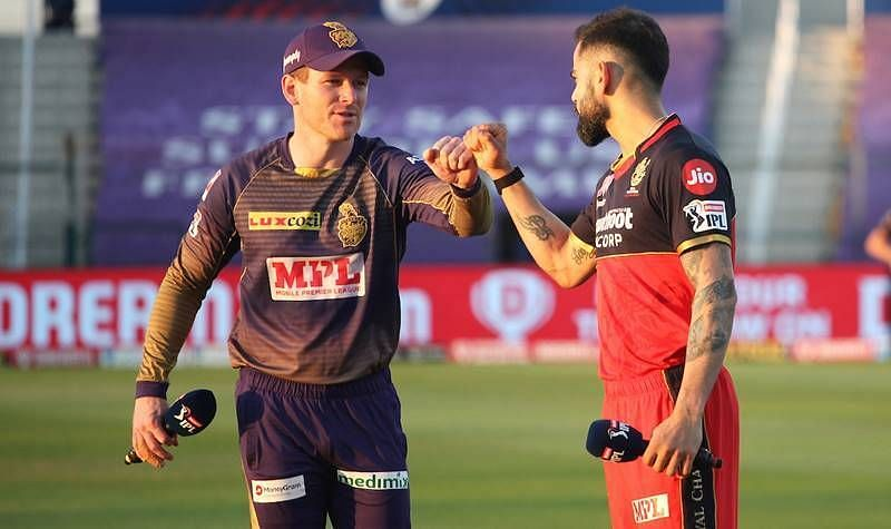 Eoin Morgan, Virat Kohli, IPL 2021, Royal Challengers Bangalore, Kolkata Knight Riders, RCB vs KKR, Weather, Pitch, Chepauk, Chennai