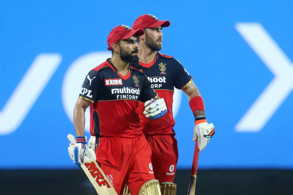 IPL 2021: Royal Challengers Bangalore Thank Punjab Kings For Glenn Maxwell, Get Hilariously Trolled By Latter