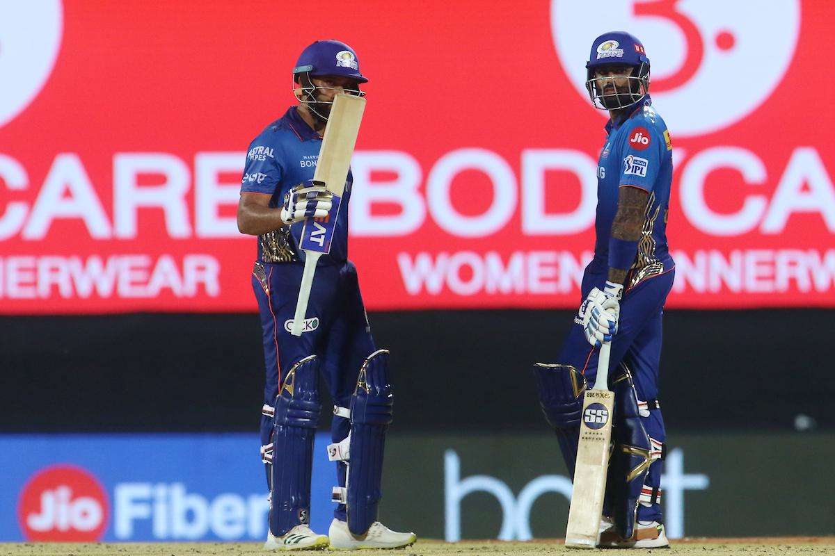 Rohit Sharma and Suryakumar Yadav.