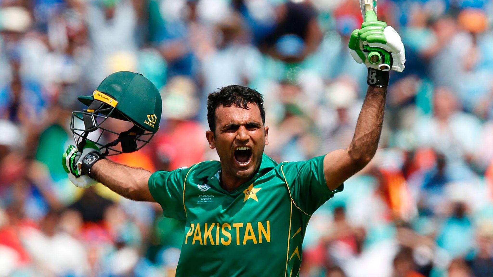 Fakhar Zaman, Pakistan