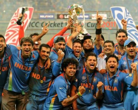 India, 2011 World Cup