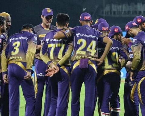 Kolkata Knight Riders, KKR