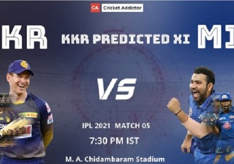 Kolkata Knight Riders, KKR, predicted playing XI
