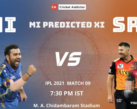 Mumbai Indians, IPL 2021, MI, predicted playing XI, playing XI, MI vs SRH