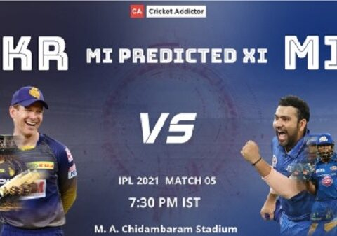 Mumbai Indians, MI, predicted playing XI