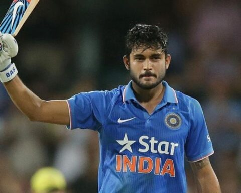 Manish Pandey, India, BCCI