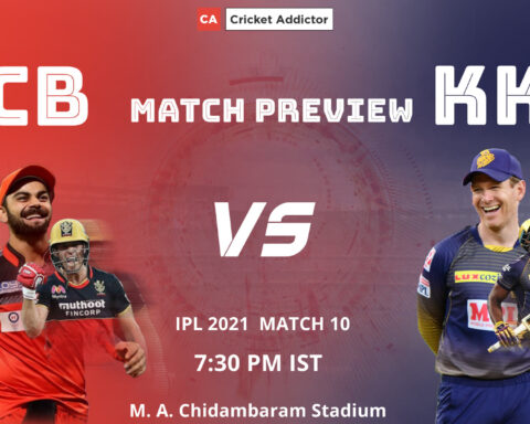 IPL 2021, Royal Challengers Bangalore, Kolkata Knight Riders, RCB vs KKR, Match Preview, Prediction