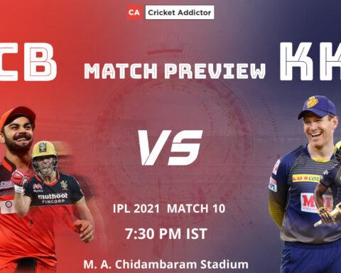 IPL 2021, Royal Challengers Bangalore, Kolkata Knight Riders, RCB vs KKR, Match Preview, Prediction