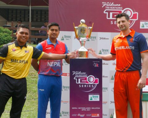 Nepal Tri Nations Cup